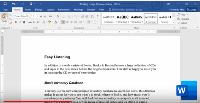 Bureautique traitement de texte :  Word, Writer, Google Docs cpf